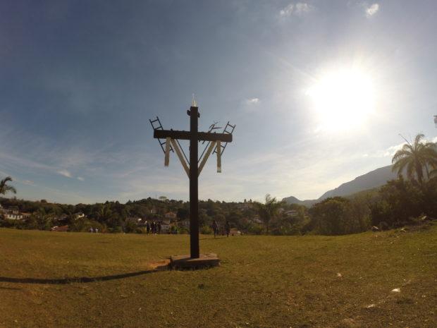Pôr do Sol em Tiradentes