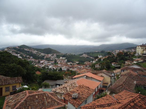 Vista de Ouro Preto