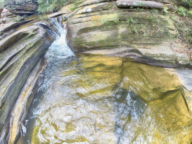 Poço da Cachoeira do Canyon
