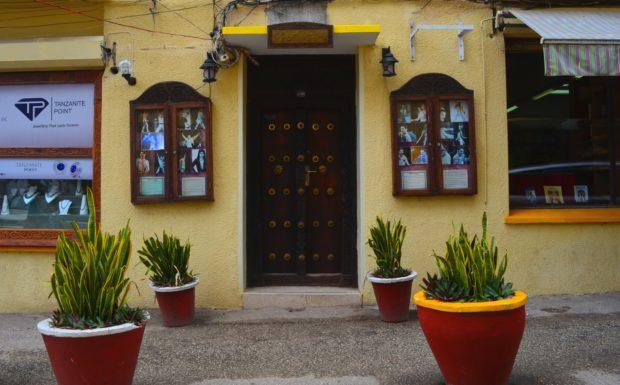Casa do cantor Freddie Mercury