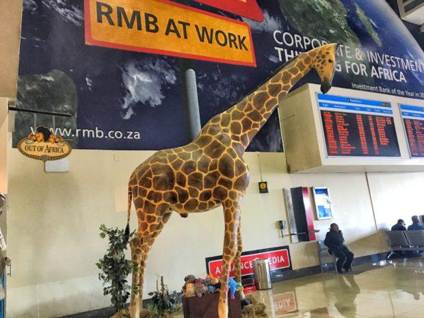 Aeroporto Joanesburgo