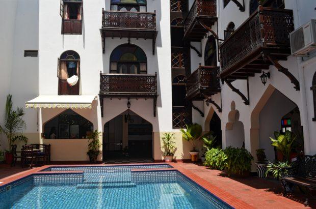 Dhow Palace Hotel - Zanzibar