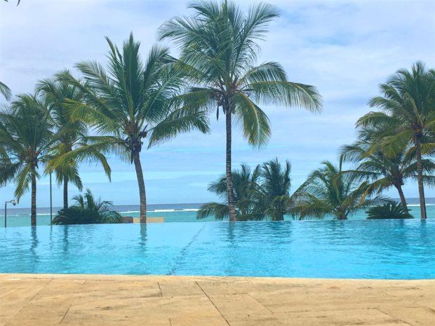Piscina - Meliá Zanzibar