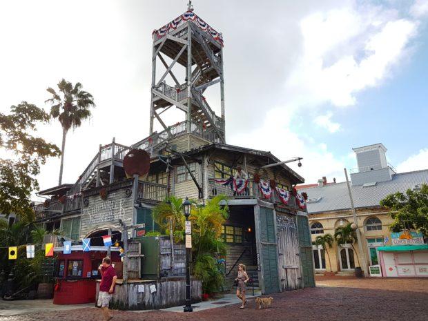 Museu Shipwreck em Key West