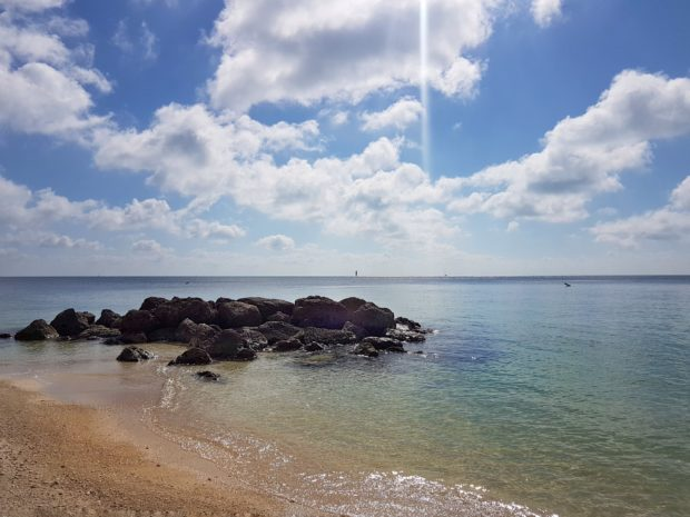 Praia do Fort Zachary Taylor Historic State Park