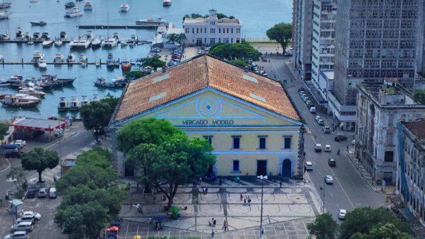 Mercado Modelo em Salvador