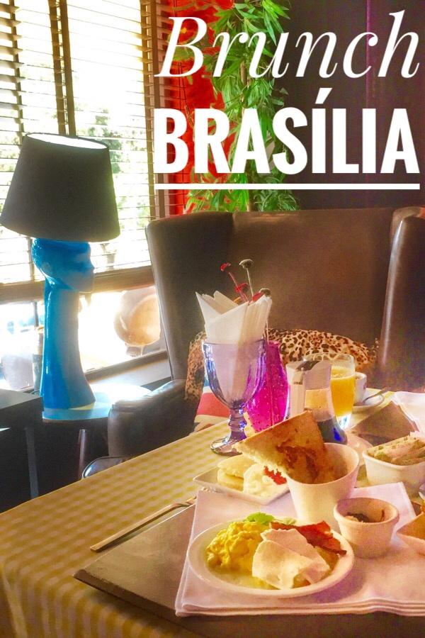 Brunch em Brasília