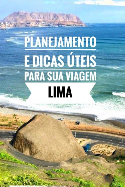 Dicas úteis para sua viagem para Lima no Peru