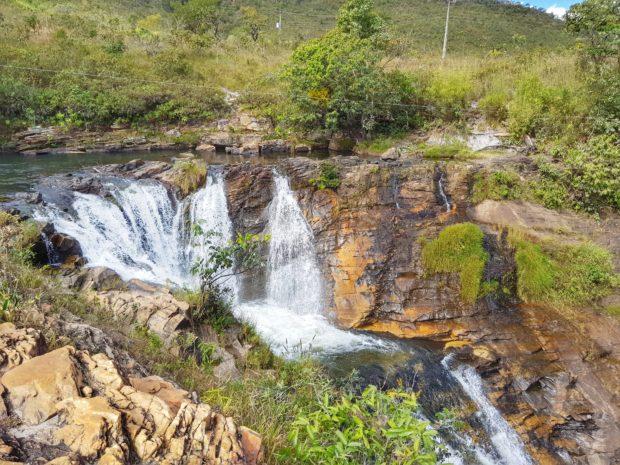 Cachoeira do Ouro - Salto Corumbá