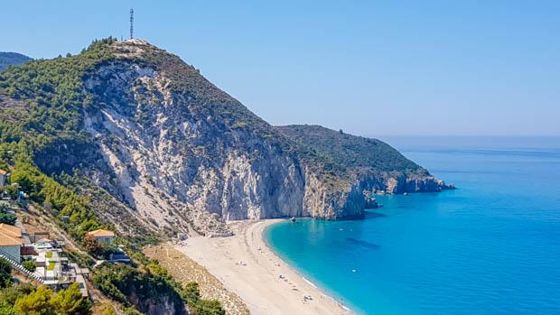 Milos Bay - Lefkada