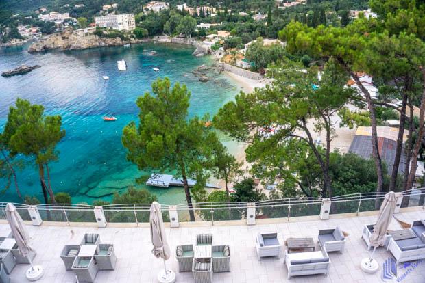 Hotel Akrotiri em Corfu