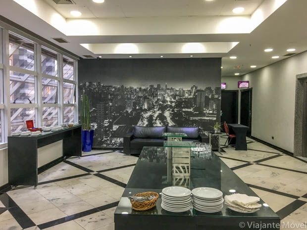 Hotel Mercure Bela Vista: uma opção de hospedagem em São Paulo