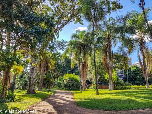 Jardim da 308 sul Quadra Modelo de Brasília