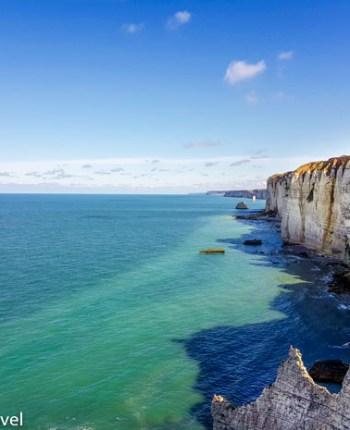 Roteiro na Normandia