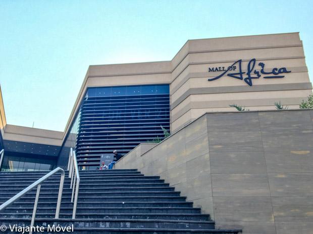 Shopping Mall of Africa em Joanesburgo