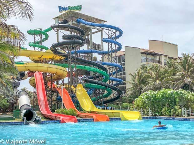 O que fazer em Fortaleza-Beach Park