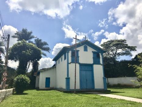 São Sebastião das Águas Claras, distrito de Nova Lima