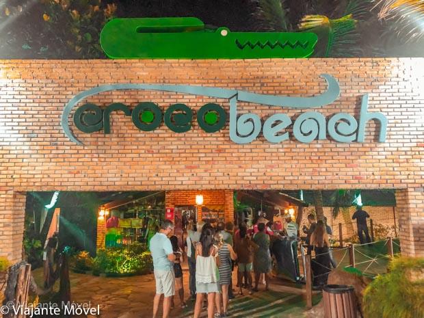O que fazer em Fortaleza-crocobeach