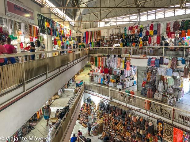 O que fazer em Fortaleza-Mercado Central