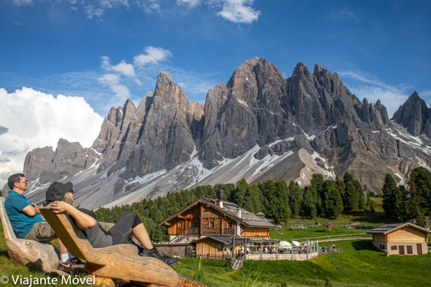 Dolomitas, os Alpes Italianos