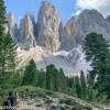 Dolomitas nos Alpes Italianos