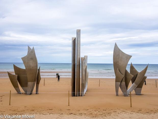 Roteiro pela Normandia