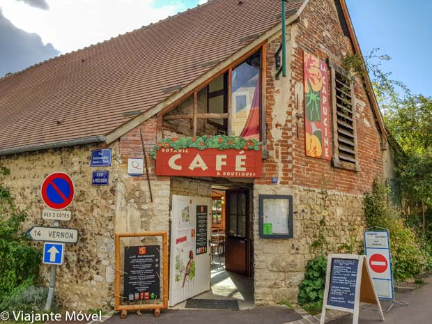 Onde comer em Giverny