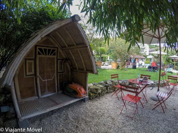 Onde comer em Giverny: a Casa e os jardins de Monet