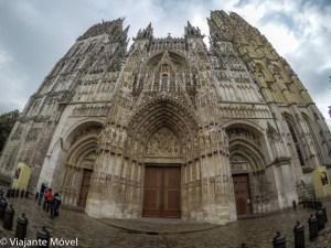 O que fazer em Rouen na França
