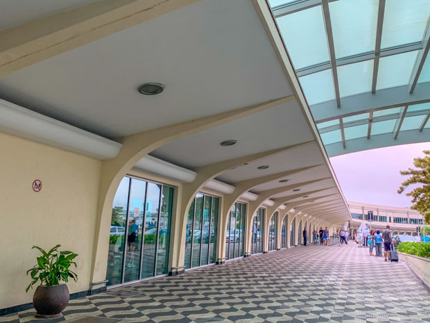 Sala VIP do Aeroporto de Congonhas