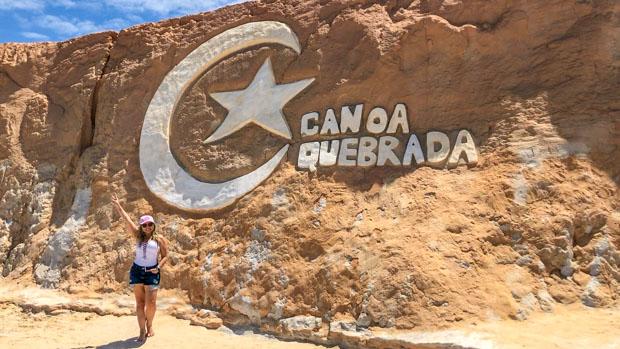 O que fazer em Canoa Quebrada - Simbolo