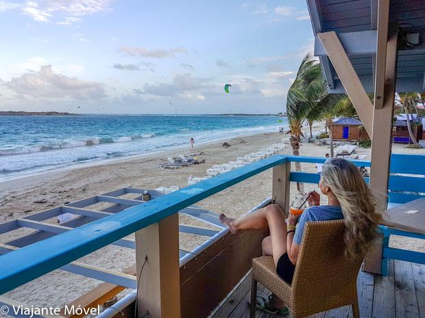 O que fazer em Saint Martin : Orient Beach