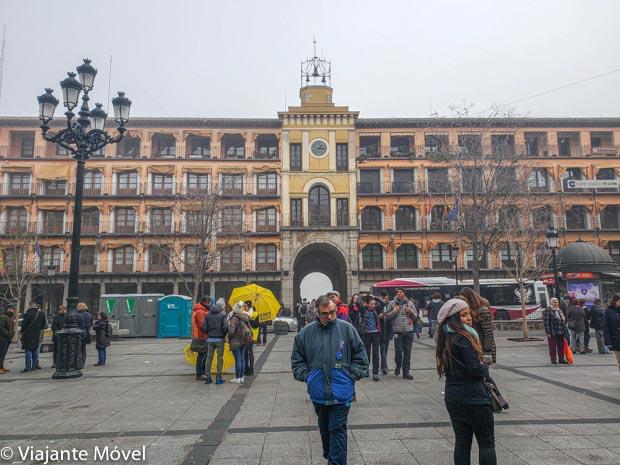 Guia de Toledo na Espanha