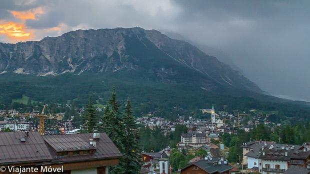 O que fazer em Cortina