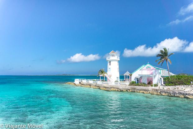 Pearl Island, Bahamas: a ilha idílica