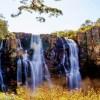 Cachoeira Salto Corumbá num bate e volta de Brasília