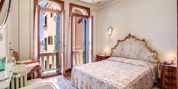 Dica de hotel em Veneza