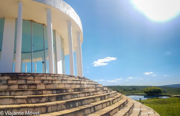 Paraíso na Terra num bate e volta de Brasília