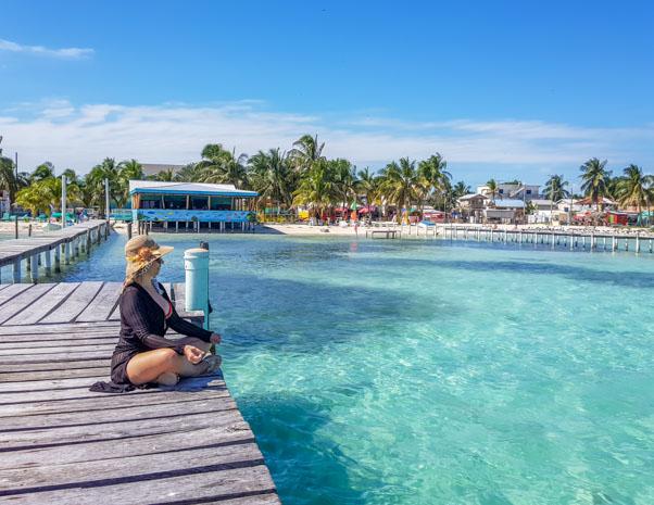 O que fazer em Caye Caulker Belize