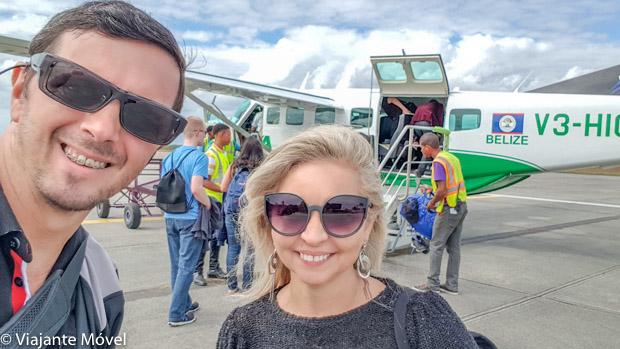 Como chegar em San Pedro em Belize