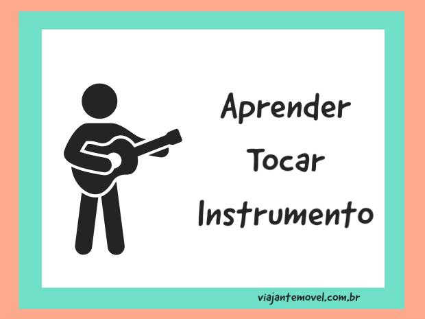 o que fazer na quarentena: Aprender um instrumento