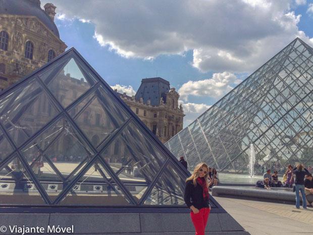 Visite Museus online - Louvre em Paris