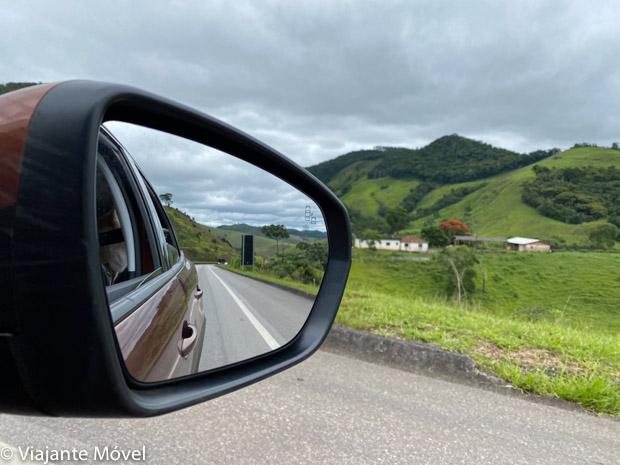 Viagem de carro de Brasília ao Rio de Janeiro