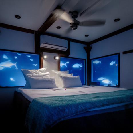Manta Resort Onde se hospedar em Zanzibar