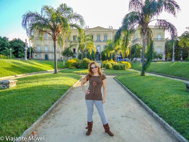 Tour virtual pelos museus do Brasil