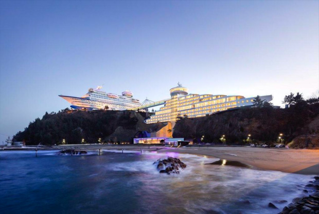 Sun Cruise - Onde se hospedar na Coreia do Sul