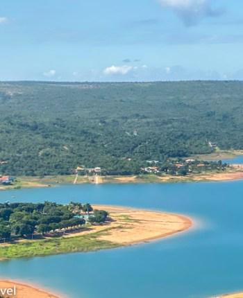 Três Marias- Viagem de carro de Brasília ao Rio de Janeiro