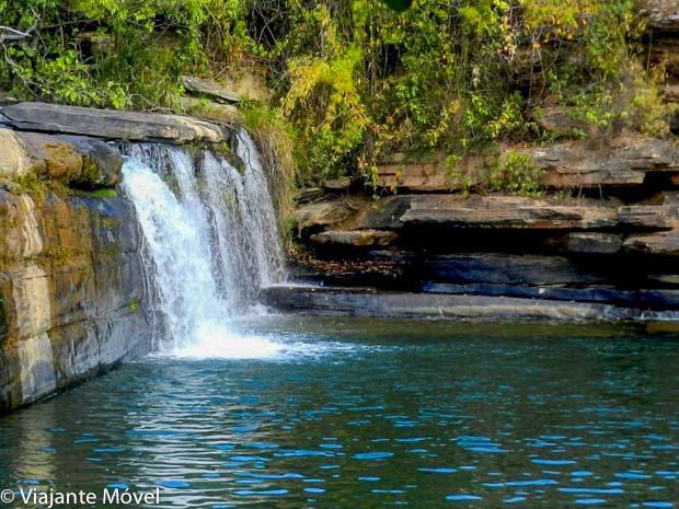 Cachoeira Riachão - O que fazer em Três Marias