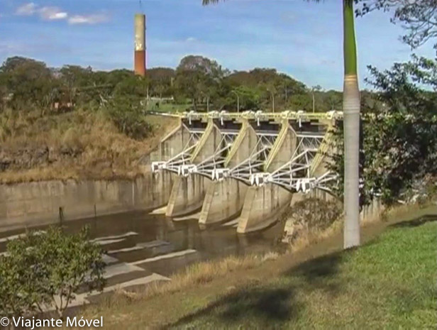 Hidrelétrica de Três Marias - O que fazer em Três Marias