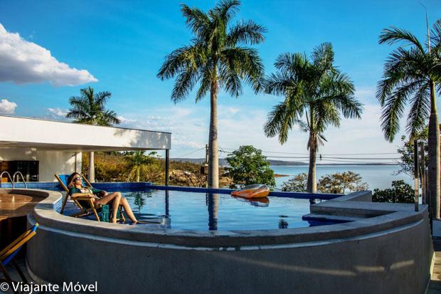 Hotel Grande Lago - Onde ficar em Três Marias, Minas Gerais